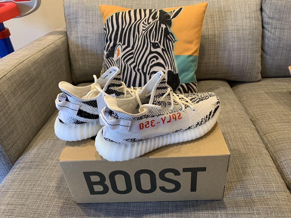 fbcb07bcc7c4f Adidas Yeezy boost 350 v2 zebra Men Shoes Size 9.5  fashion  clothing  shoes   accessories  mensshoes  athleticshoes (ebay link)