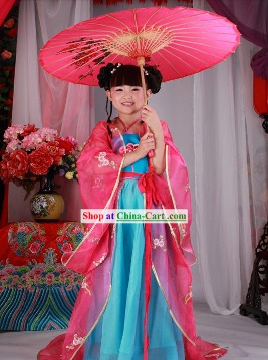 275434d61194 Ancient Chinese Little Miss Japanese Hairstyle Traditional, Traditional  Dresses, Chinese Babies, Chinese Dresses
