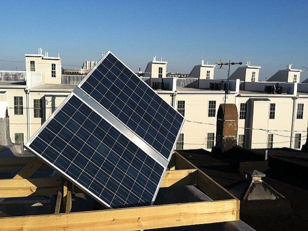 Paneles Fotovoltaicos Domesticos Con Seguimiento Solar Fotovoltaica