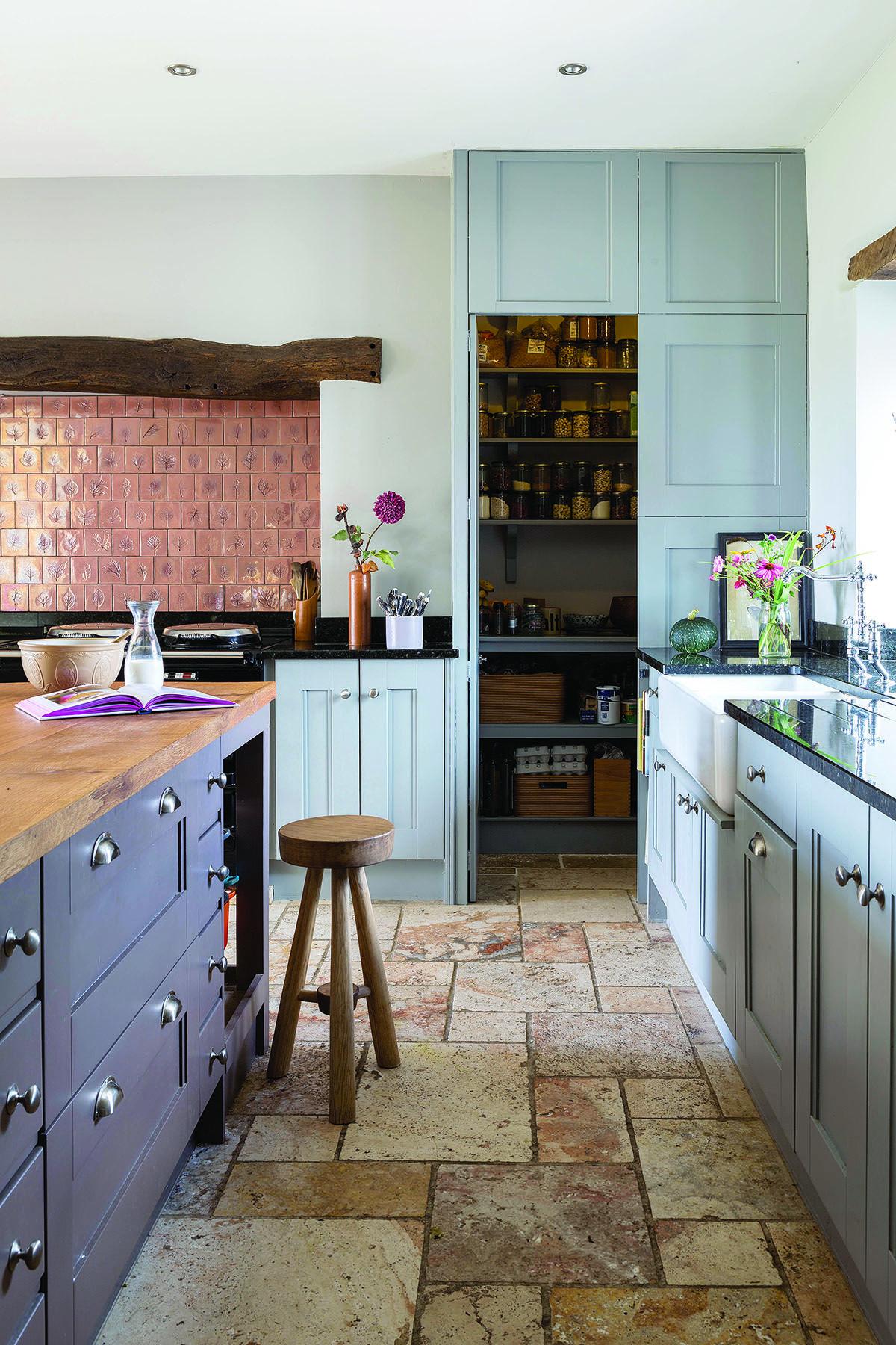 Urządzamy Dużą Kuchnię Kuchnia Wnętrza Pomysły Wystrój