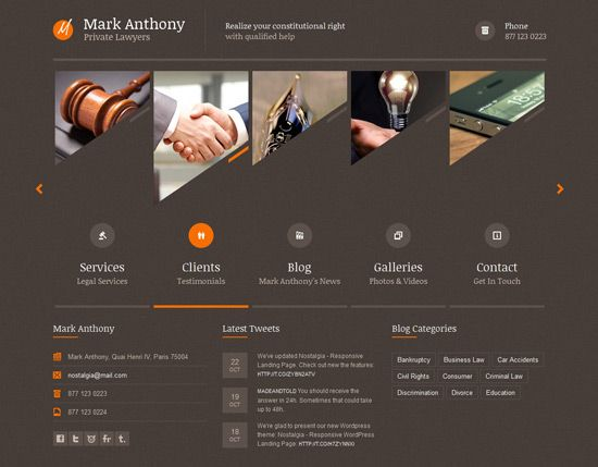 35 Web Designs Layouts With Unusual Shapes And Geometry Web Layout Design Web Design Business Wordpress Themes