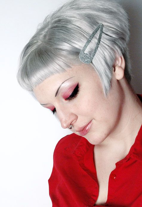 Heavenly Hair - *-+my silver hair+-*-pin it by #carden