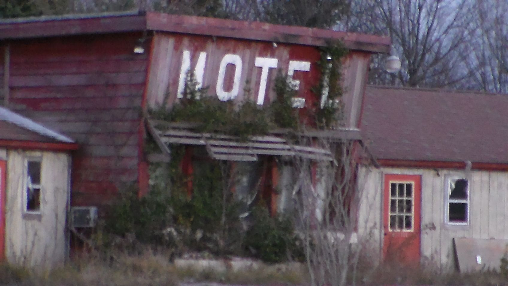 Ruggles Oh Ashland County A Closer Look At The Abandoned Benson Motel