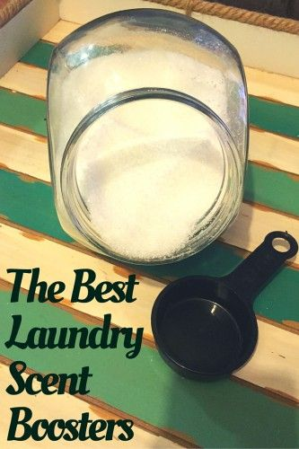 Homemade Laundry Scent Boosters Laundry Scent Boosters Laundry