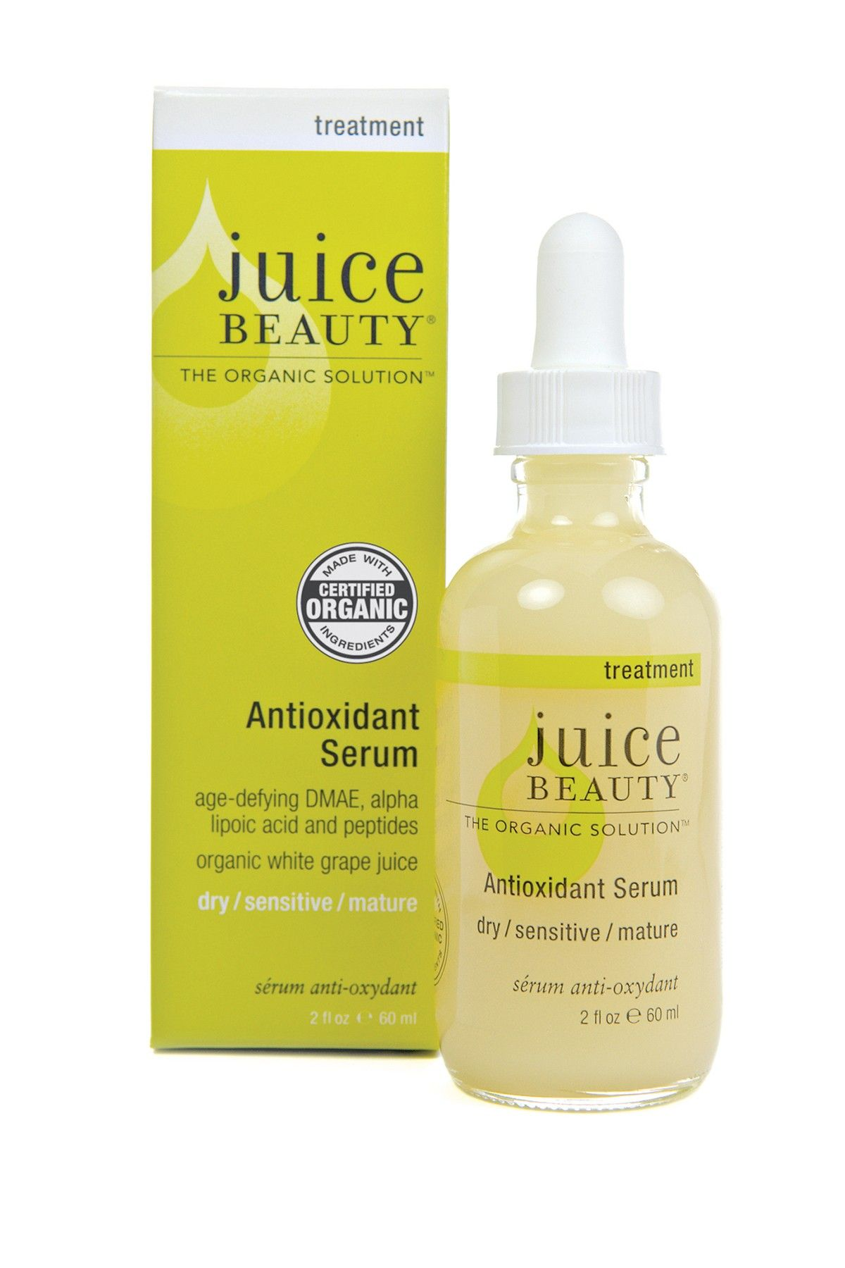 Juice Beauty Antioxidant Serum Clinically Proven To Prevent Free Radical Skin Cell Damage Up To 87 T Juice Beauty Oil Free Moisturizers Antioxidant Serum