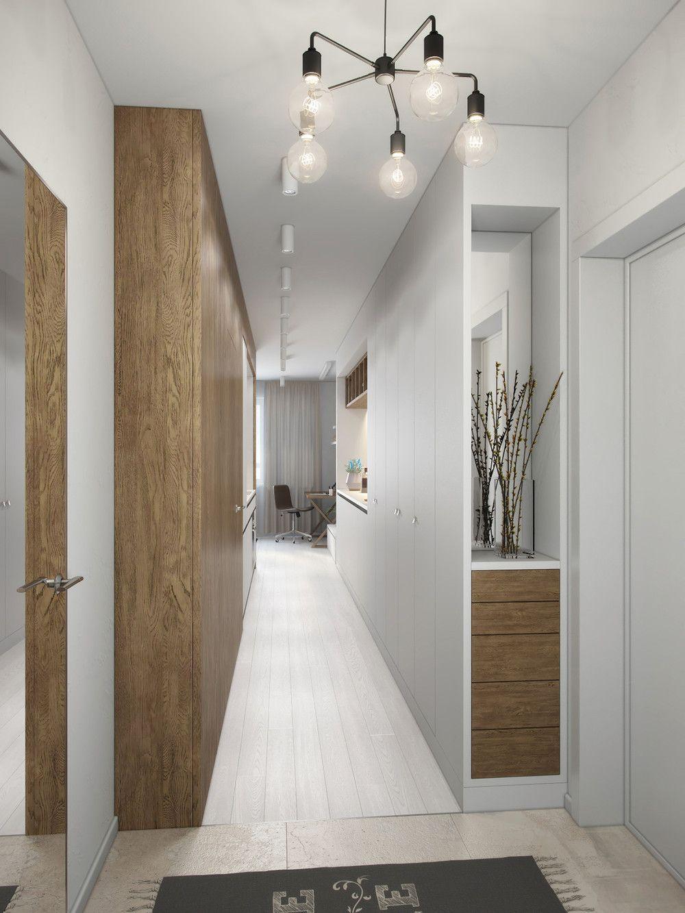 Plans pour aménager et décorer un appartement de 30m2 | Interior ...