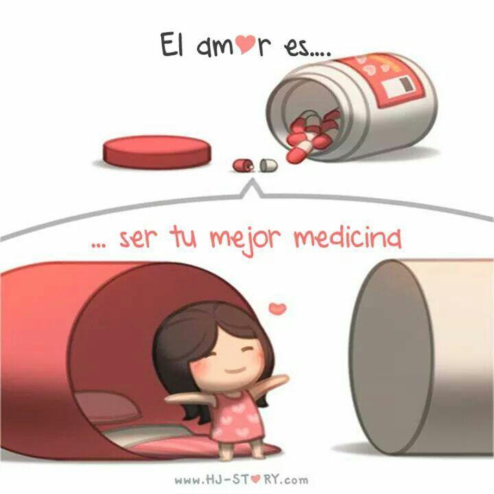 Ser tu mejor medicina