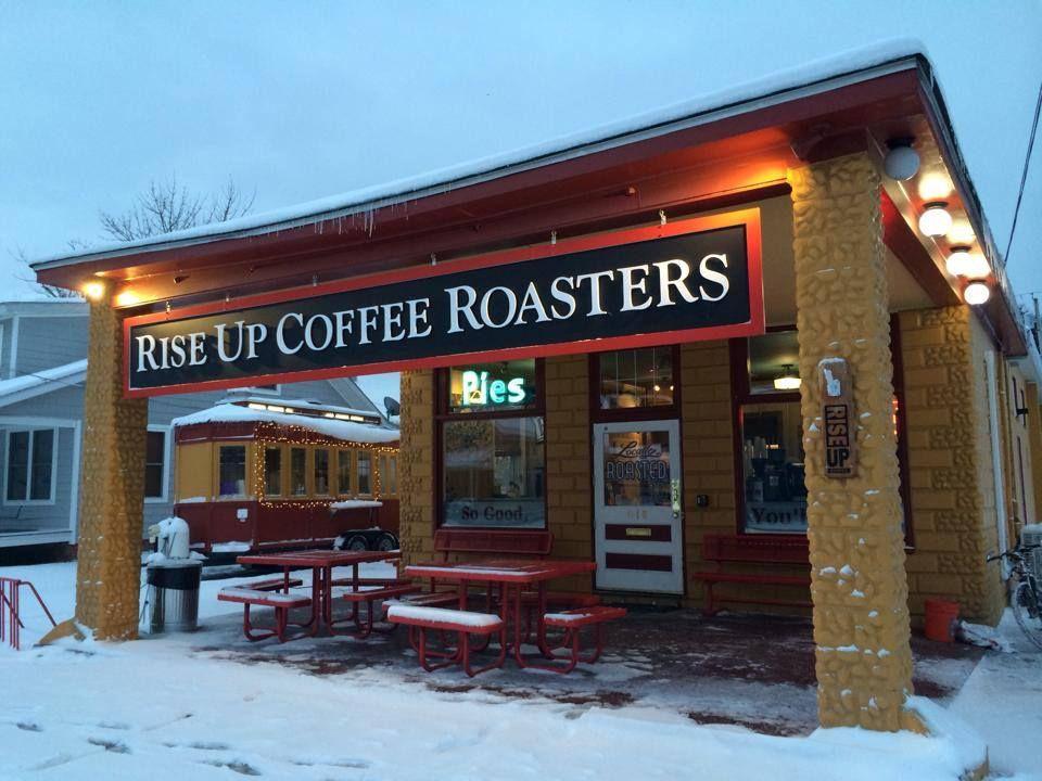 Coffee shops maryland rise up coffee roasters easton