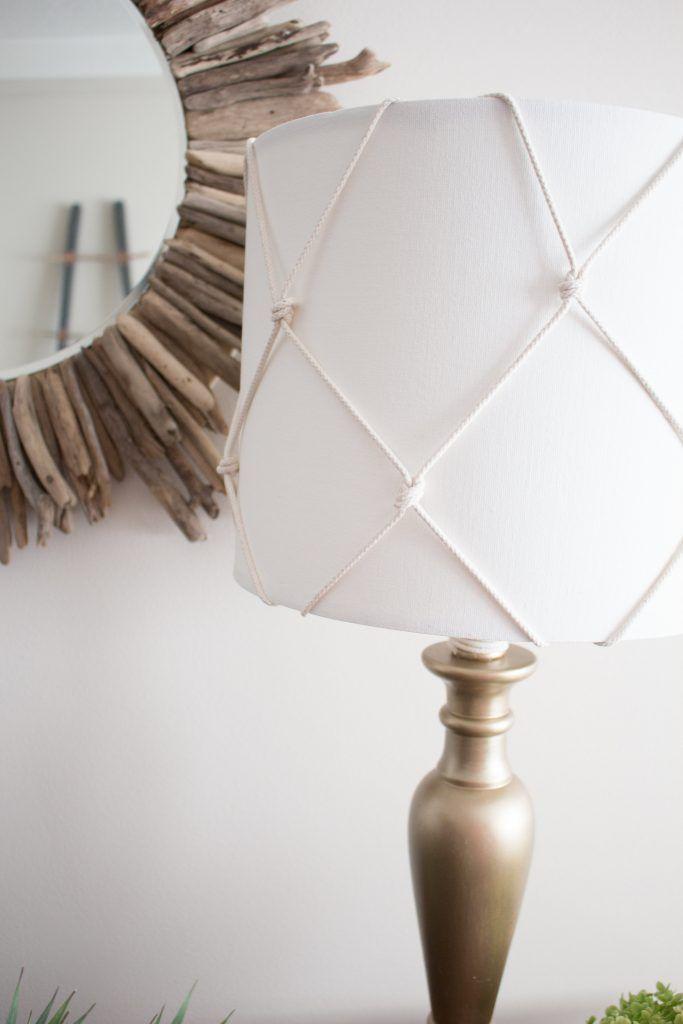 Photo of An inspiring lamp makeover idea!