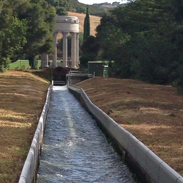 Hetch Hetchy Drinking Water Delivered Through 1st-of-its Kind Tunnel Underneath San FranciscoBay - CBS San Francisco