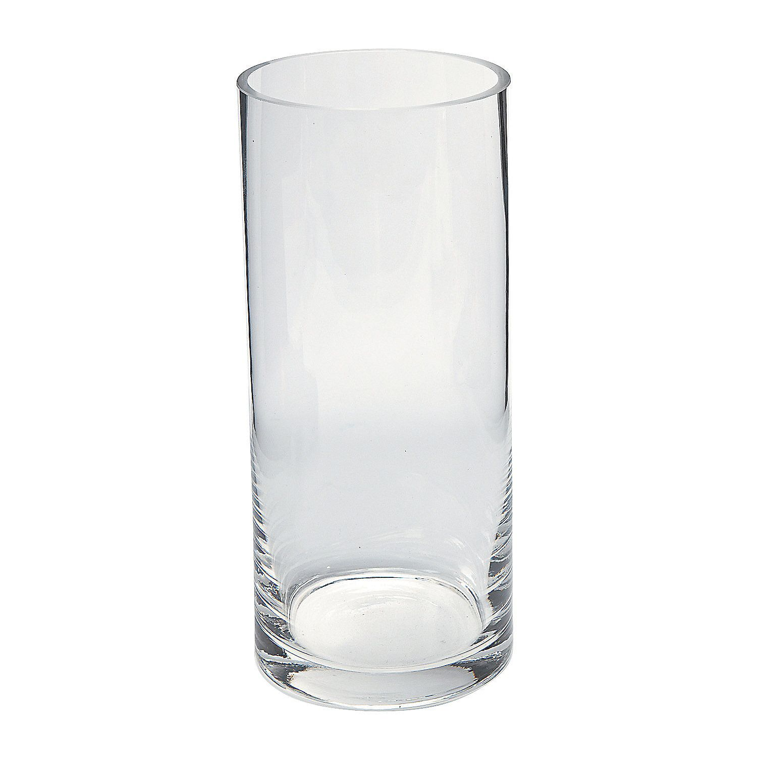Large Cylinder Glass Vase | Centerpieces, Wedding and Weddings