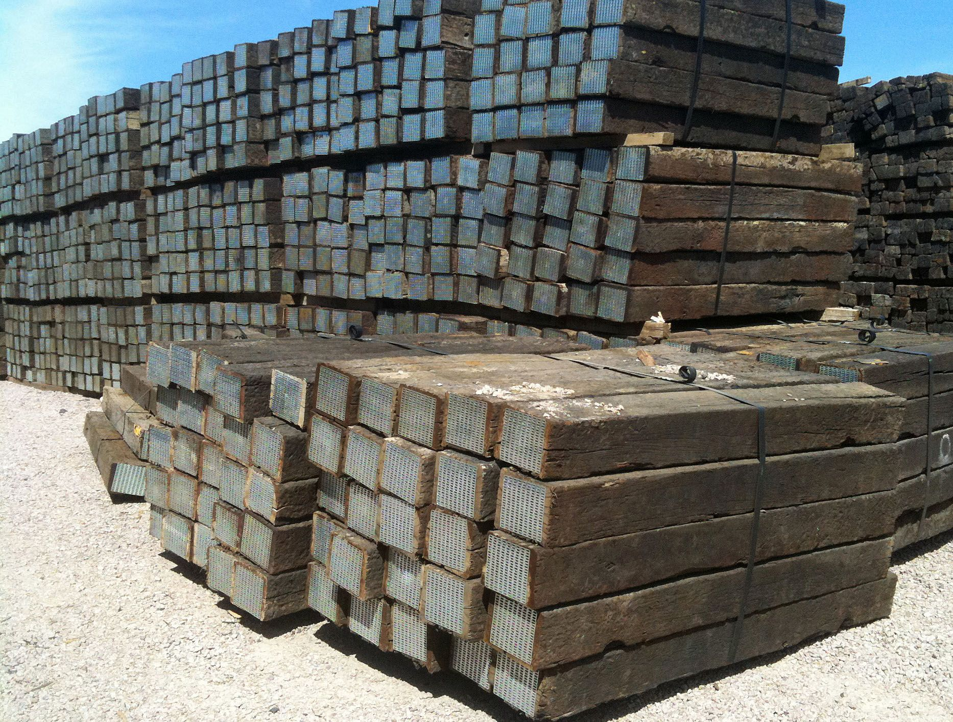 Pick Up 2 Hobos Contrast Railroad Ties With Cadillac