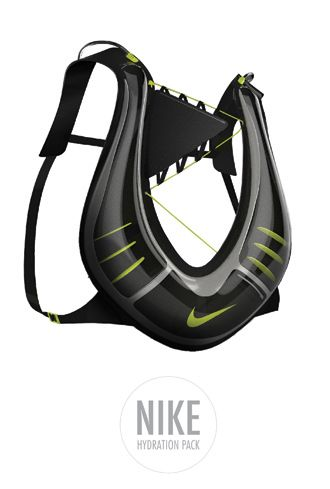 Nike Hydration Pack by Emil Blanco at Coroflot.com | Bag Design ...