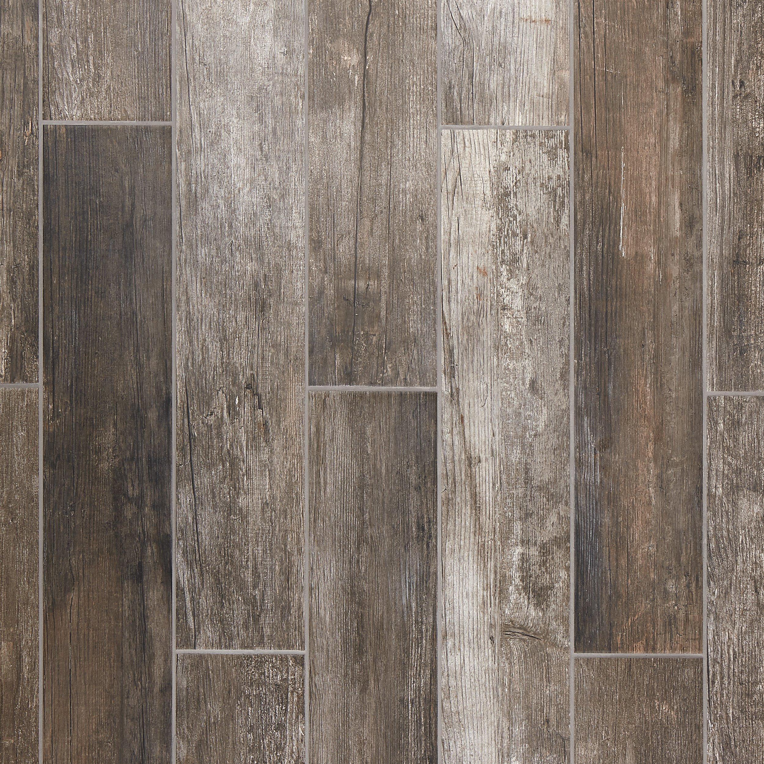 Fair Haven Wood Plank Porcelain Tile Wood Look Tile Porcelain Wood Tile Plank Tile Flooring Wood look ceramic floor tile