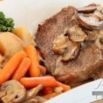 Easter Sunday Pot Roast {Electric Pressure Cooker Recipe}