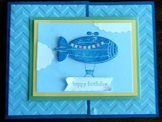 Stitchin n Stampin' on Paper: Joy Fold card how tos