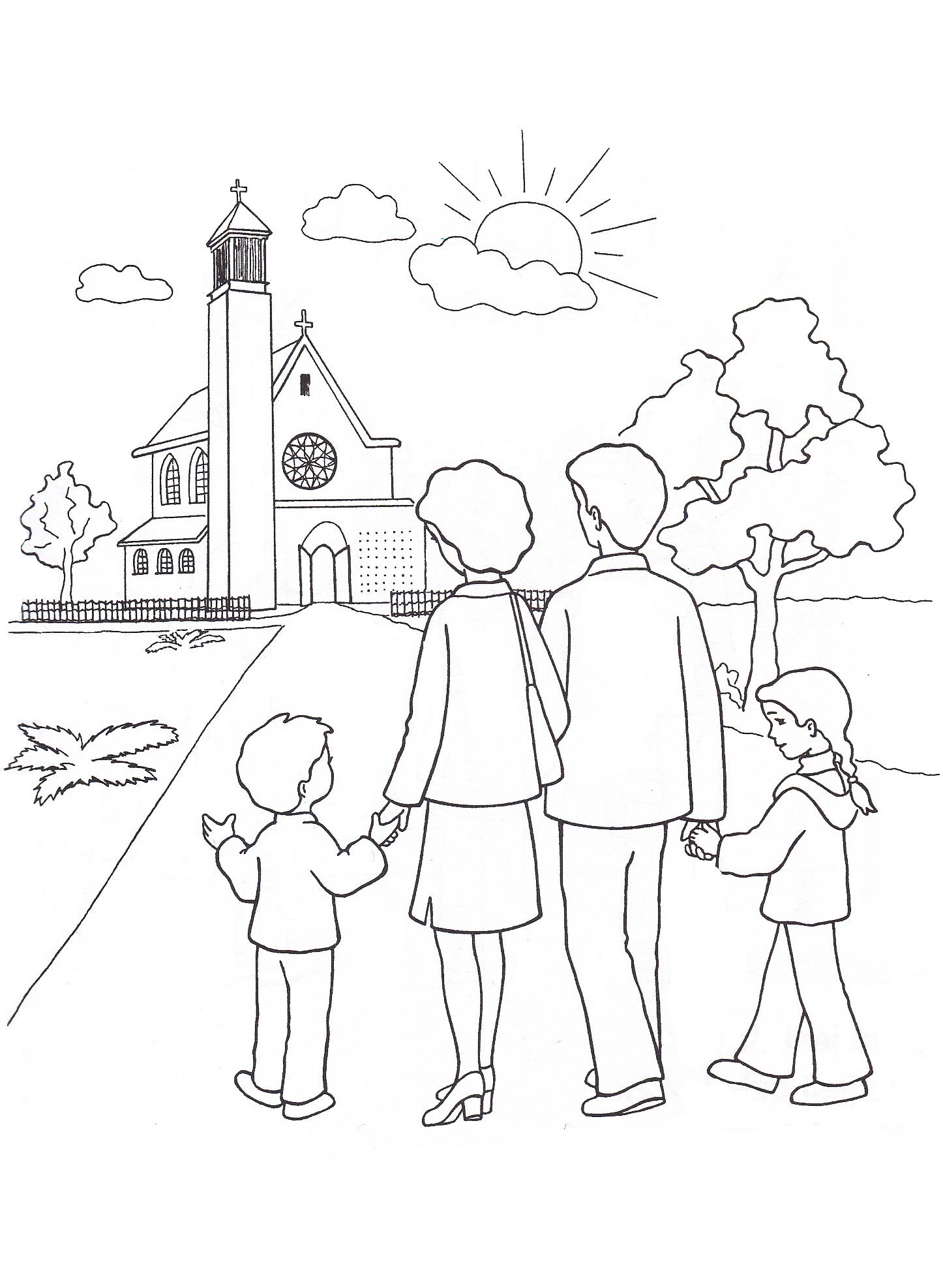 Pin von Andrea Neher auf Kirche | Pinterest | Ausmalbilder, Schule ...