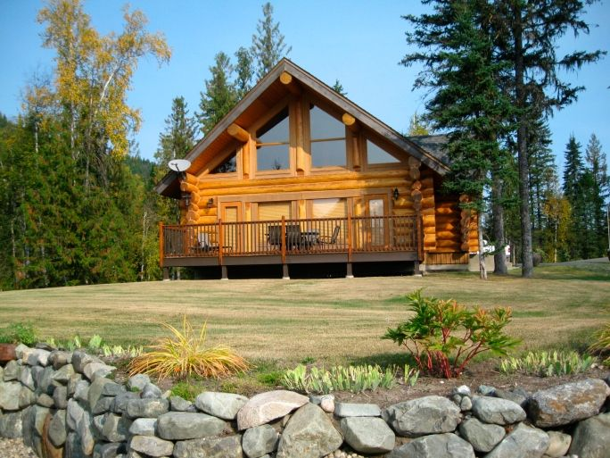 log a frame homes