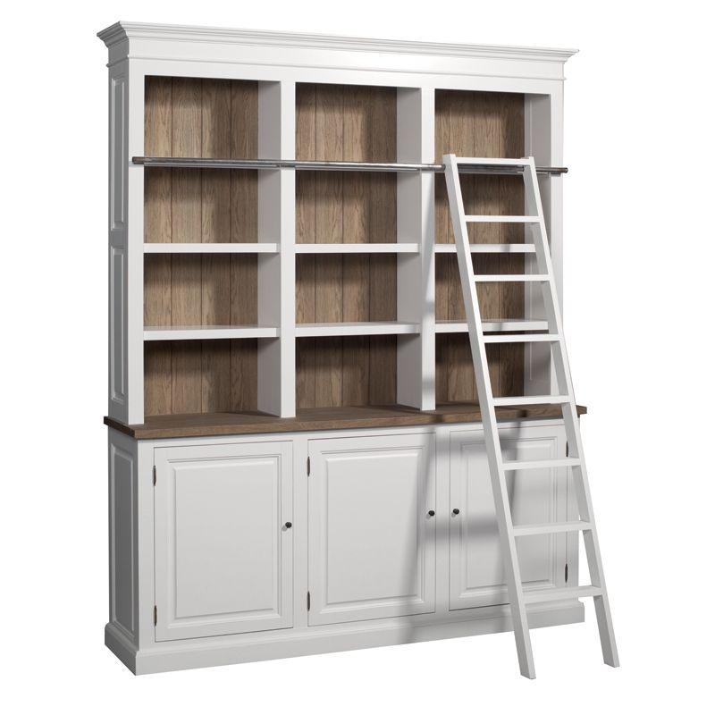 Afbeeldingsresultaat voor boekenkast met ladder | Woonkamer | Pinterest