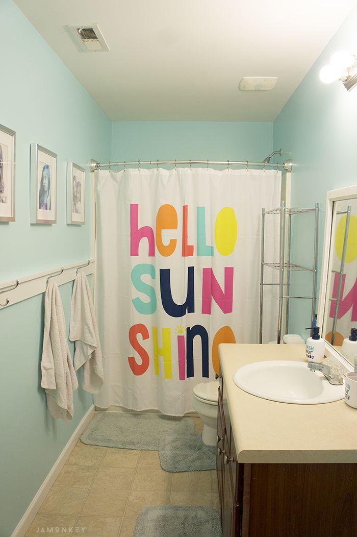 Photo of Funky Kids Bathroom