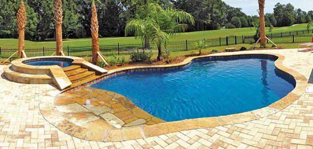 Amazing 51 Awesome Backyard Pool Designs