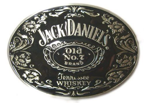 Jack Daniels Belt Buckle by 818Clothing on Etsy