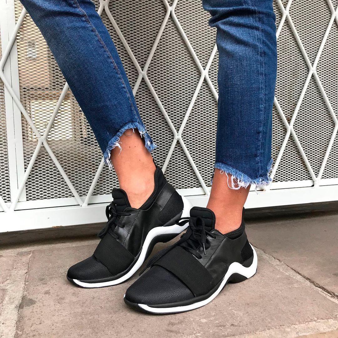 f9e743631f O must have da estação  Chunky Sneakers! O tênis que virou um dos maiores
