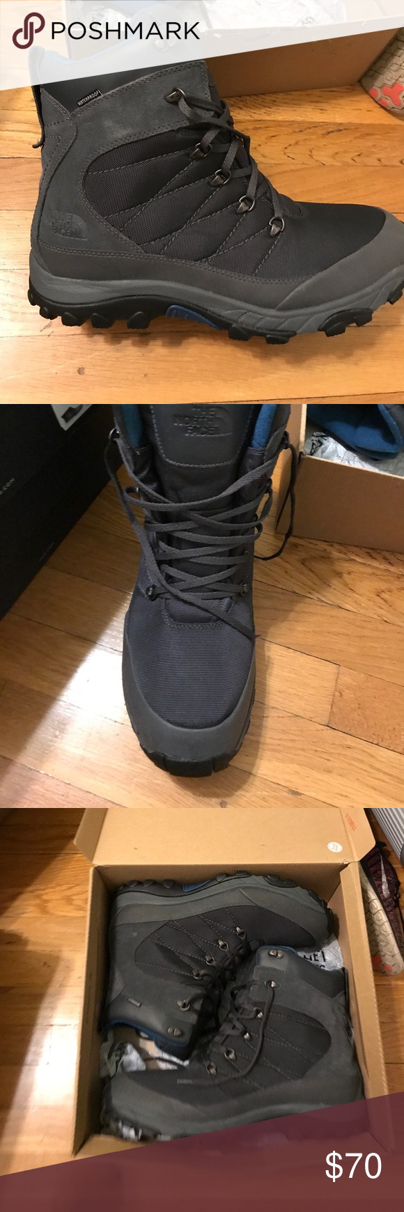 deea3cfe1 The North Face Men's Chilkat Nylon Boots New with box. The North ...
