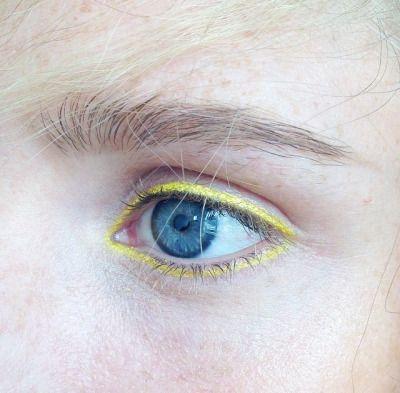 eyes by fka twigs' makeup artist, bea sweet