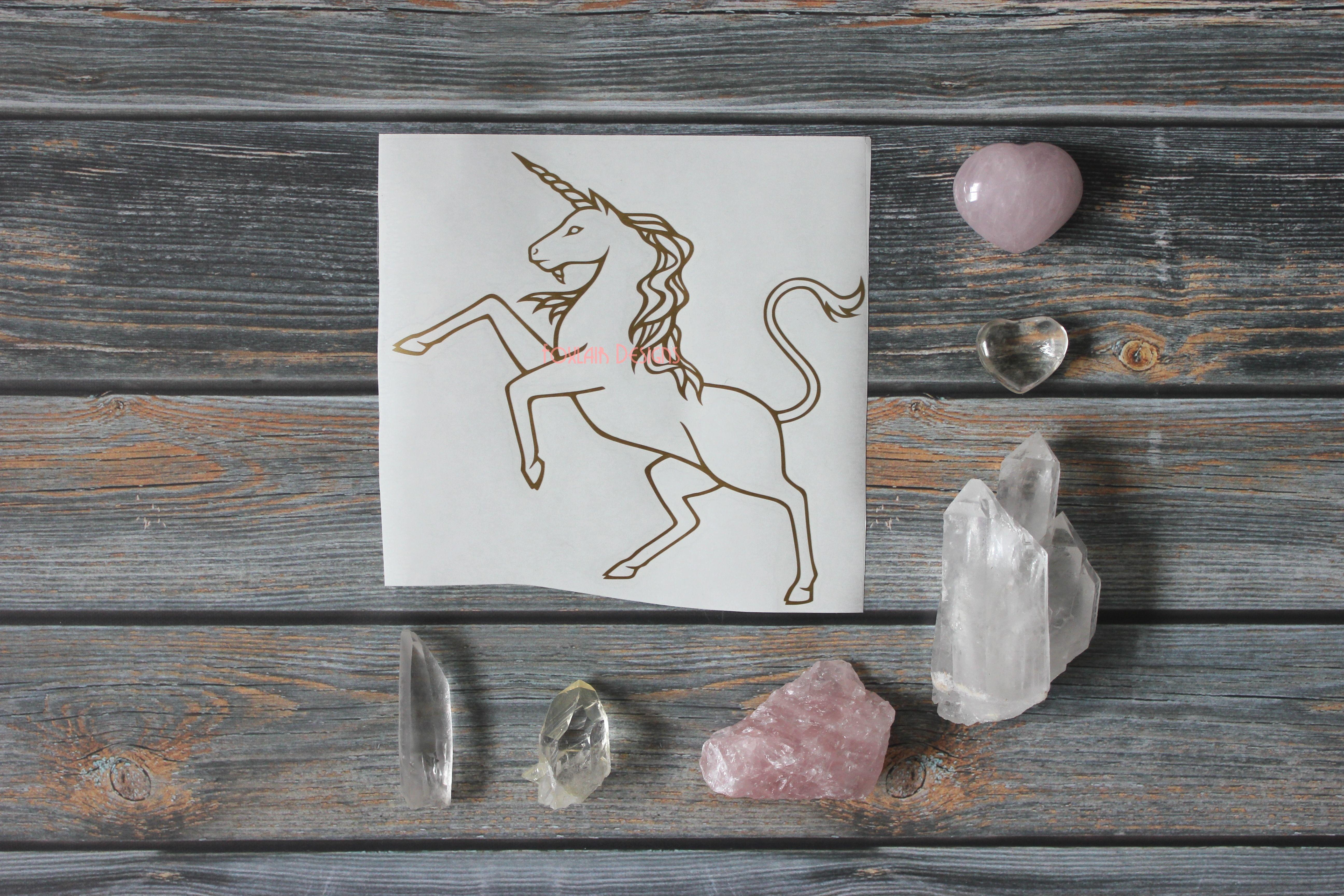 Unicorn Vinyl Decal Bumper Sticker Scottish Scotland Etsy Vinyl Decals Bumper Stickers Mythical Creatures Fantasy [ 3456 x 5184 Pixel ]