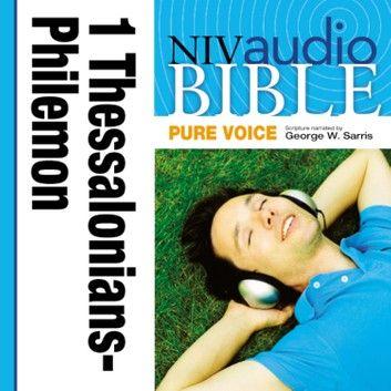 Pure Voice Audio Bible New International Version, Niv