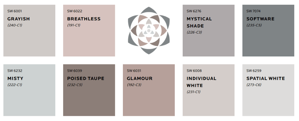 2020 2021 colour trends cool calm collected right here on trending paint colors for 2021 id=13204