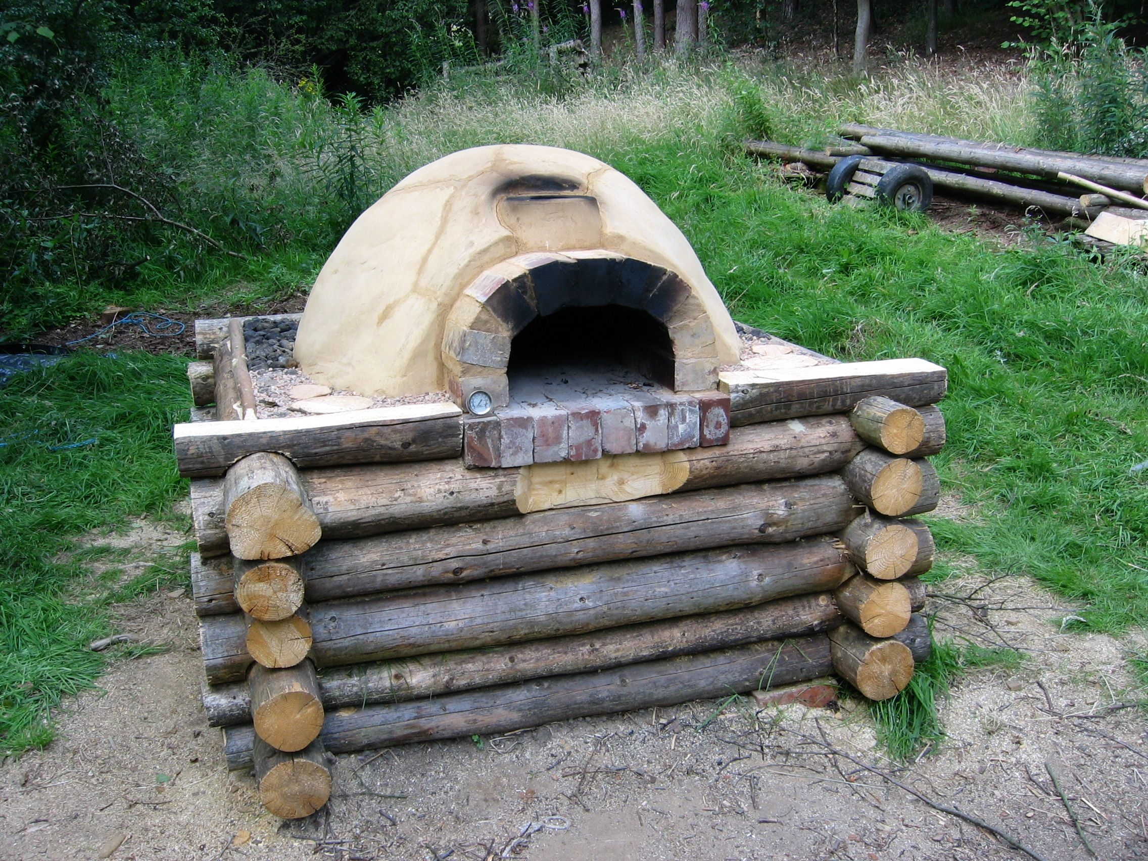 Clay Oven
