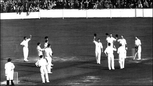 BBC SPORT | Cricket | England | Ashes History - Star batsmen