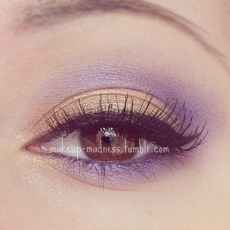 Disney Princess Rapunzel Eye Make Up Kara
