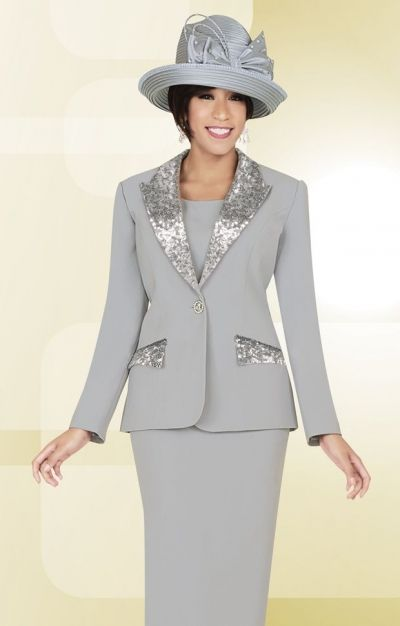 006c1a6ef1d94 Ben Marc Fifth Sunday 52753 Womens Striking Church Suit