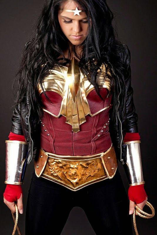 Superhero and Super Villain Costume Roundup | Wonder woman