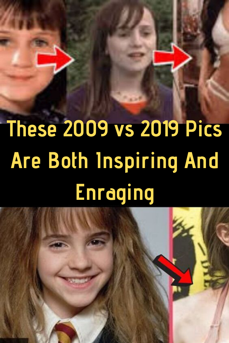 These 2009 Vs 2019 Pics Are Both Inspiring And Enraging Pics Hilarious Workout Programs