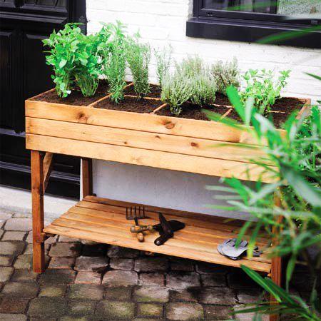 Carré Potager Gamm Vert : gamm vert potager balcon outdoor pinterest gamm vert ~ Dailycaller-alerts.com Idées de Décoration