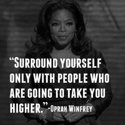 Oprah Quotes About Friendship Simple Oprah Winfrey Quotes On Friendship  Stuff I Like  Pinterest