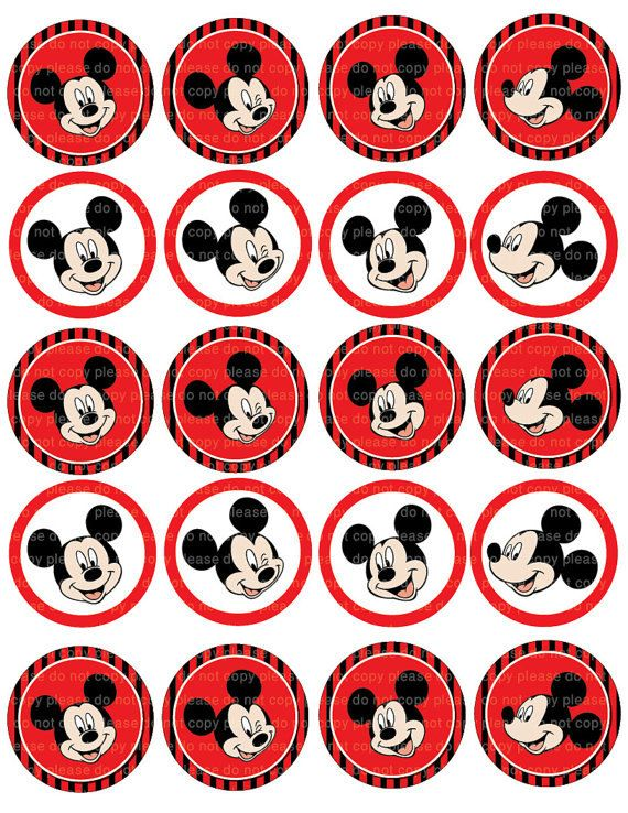 Pin by Susie Stogsdill on Crafts Mickey mouse stickers, Mickey