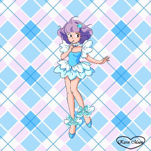 l'incantevone Creamy 魔法の天使クリィミーマミ Mahō no tenshi Kurīmi Mami