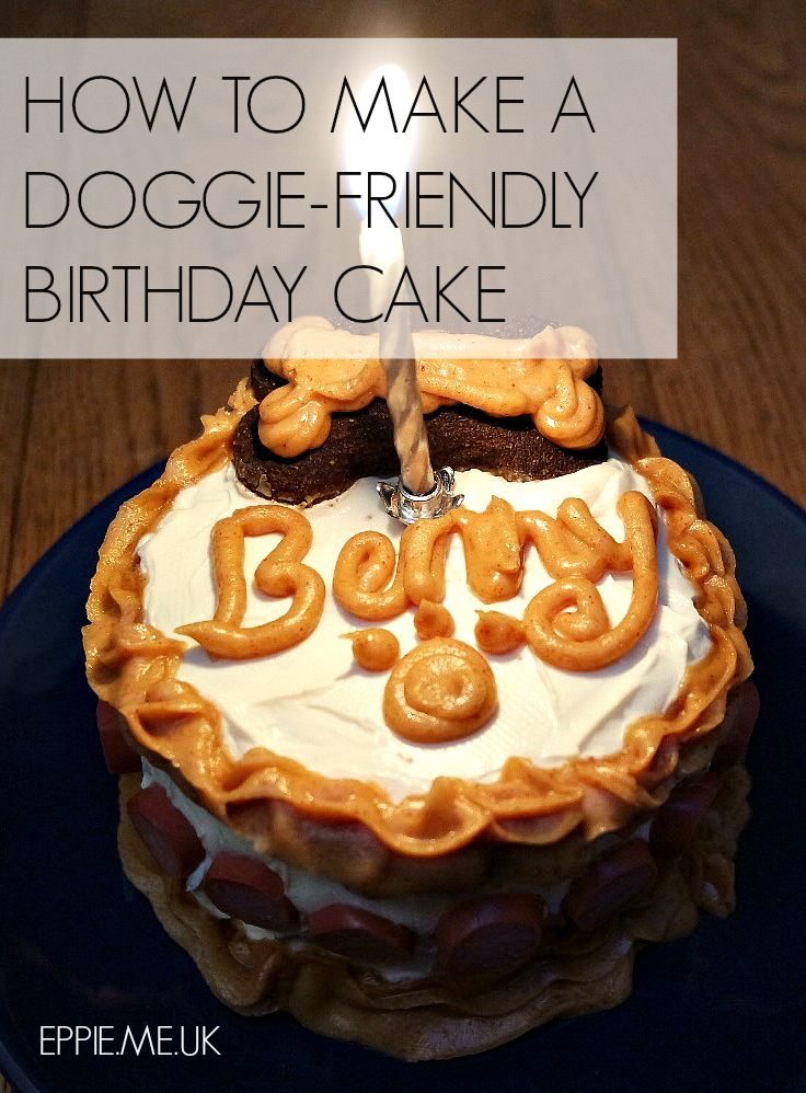 Awesome How To Bake A Doggie Birthday Cake Dog Cake Recipes Cake Personalised Birthday Cards Cominlily Jamesorg