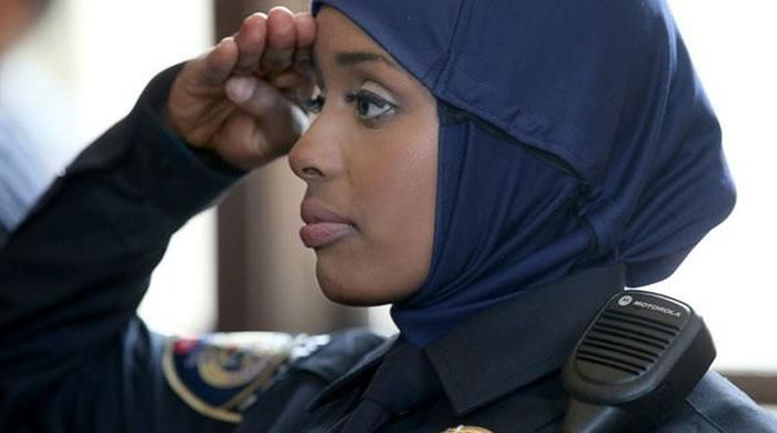 Scotland police introduces hijab as part of its uniform