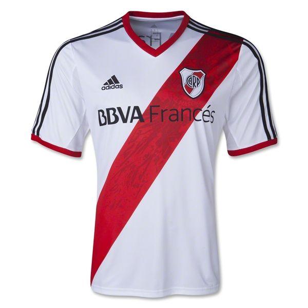 river plate home 2013-14 Club atlético river plate, Camiseta