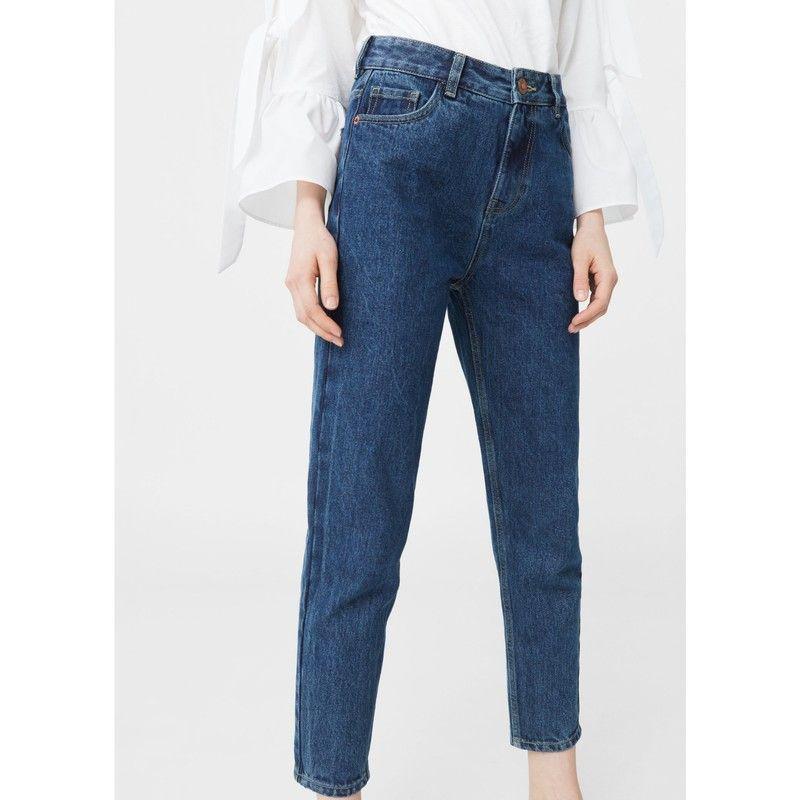 ee6a227133 Mango mom jeans