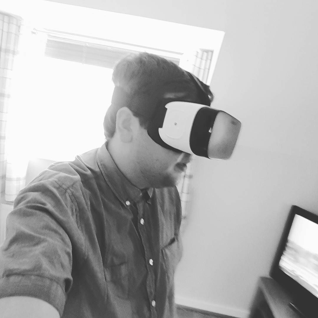 An awesome Virtual Reality pic! #gearvr #samsung #virtualreality by w1nkworth check us out: http://bit.ly/1KyLetq