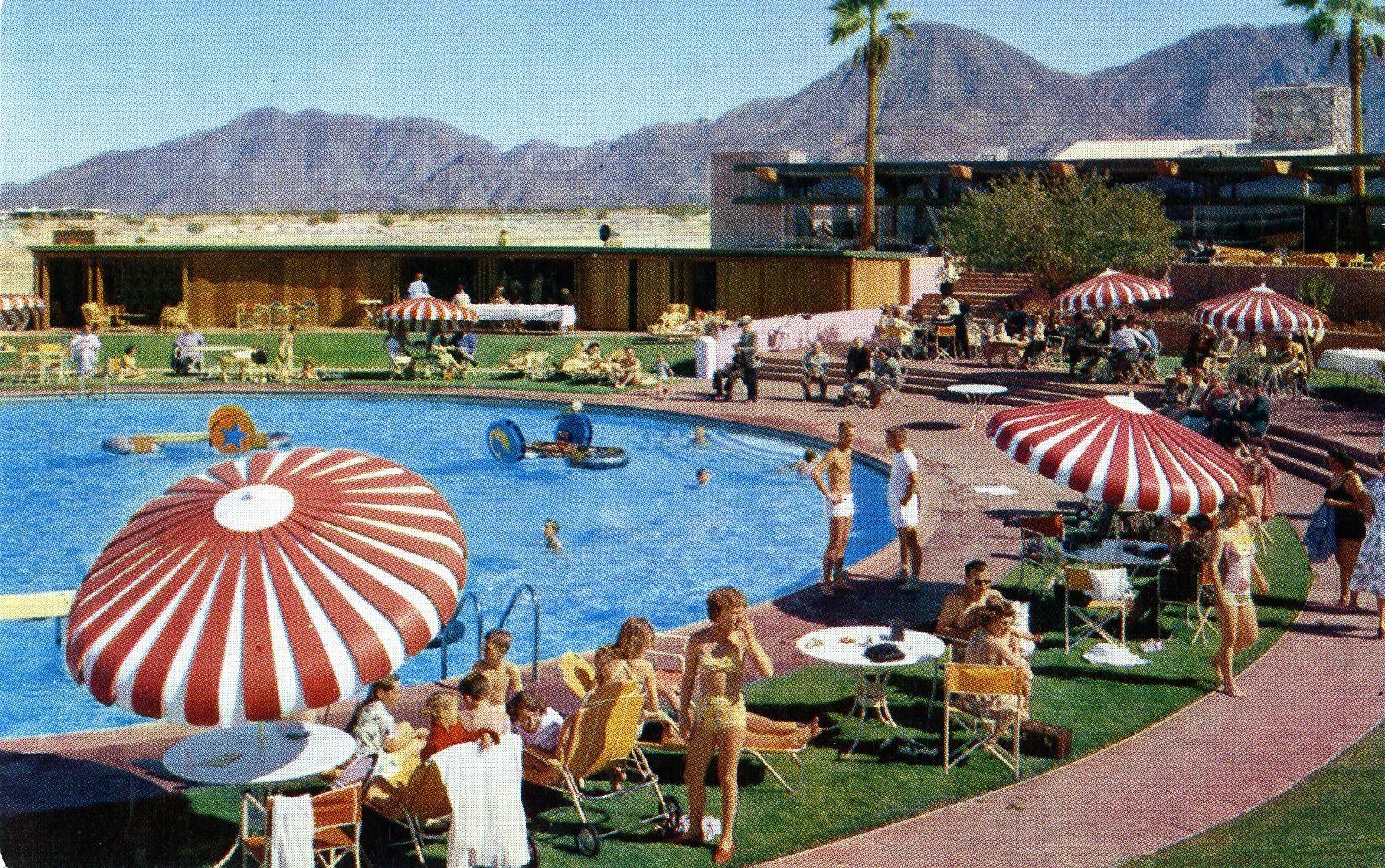 Vintage Palm Springs Postcards Google Search