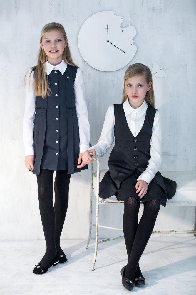 russian school girl uniform