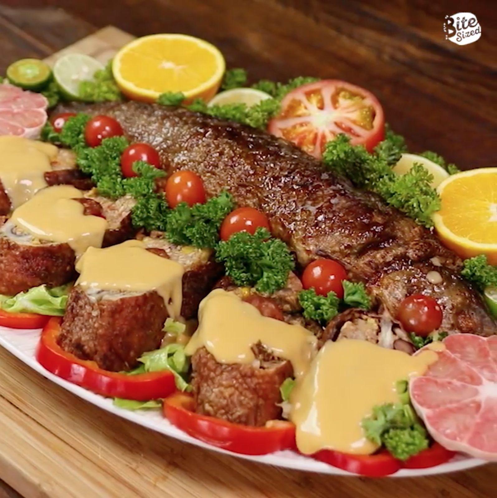 Chili Con Carne Rellenong Bangus Chili con carne, Fish